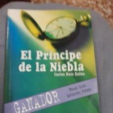 Relatos y Cuentos: LIBRO: NÚM.11 EL.PRINCIPE DE LA NIEBLA DE CARLOS RUIZ. Lote 111517995
