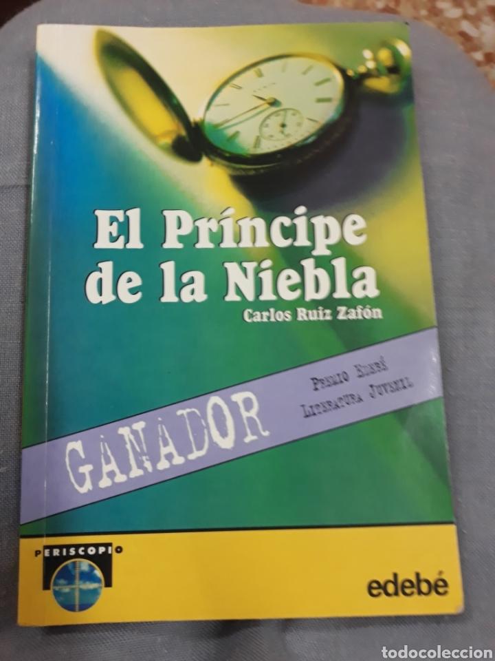 Relatos y Cuentos: Libro: Núm.11 EL.PRINCIPE DE LA NIEBLA DE CARLOS RUIZ - Foto 2 - 111517995