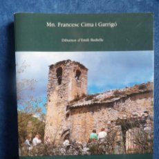 Relatos y Cuentos: CONVERSES AMB L'ERMITÀ DE SANT MIQUEL DE TURBIANS. Lote 114453783