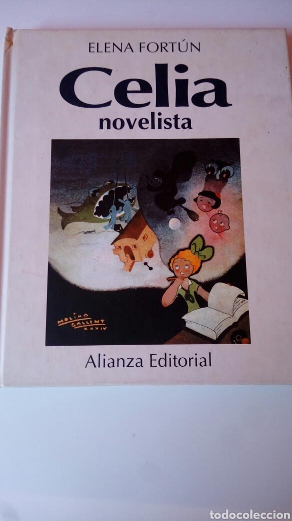 LIBRO CELIA NOVELISTA ELENA FORTUN (Libros Nuevos - Literatura - Relatos y Cuentos)