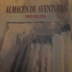 books - Almacén de aventuras. Once relatos - 119088267