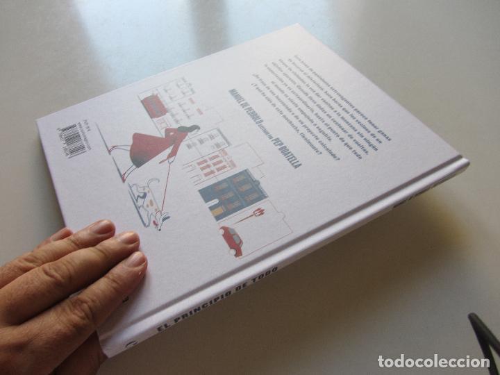 Relatos y Cuentos: EL PRINCIPIO DE TODO MANUEL DE PEDROLO ILUSTRACIONES PEP BOATELLA COMANEGRA CS112 - Foto 2 - 119376179