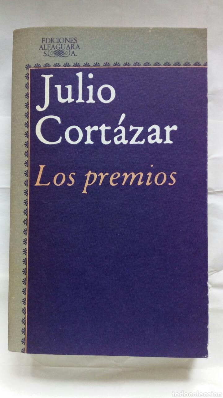 LOS PREMIOS. JULIO CORTÁZAR. (Libros Nuevos - Literatura - Relatos y Cuentos)