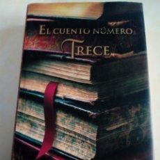 Relatos y Cuentos: EL CUENTO NÚMERO TRECE. Lote 126385196