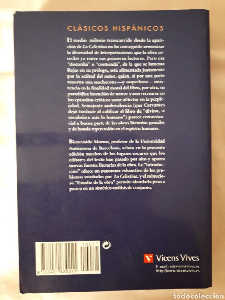 Relatos y Cuentos: LA CELESTINA. - Foto 2 - 127253939