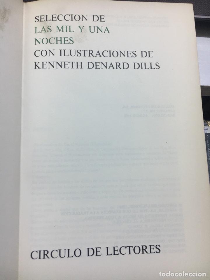 LAS MIL Y UNA NOCHE 1969 (Libros Nuevos - Literatura - Relatos y Cuentos)