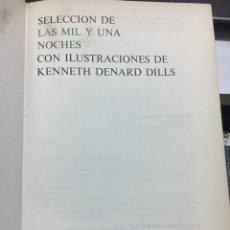Relatos y Cuentos: LAS MIL Y UNA NOCHE 1969. Lote 128265240