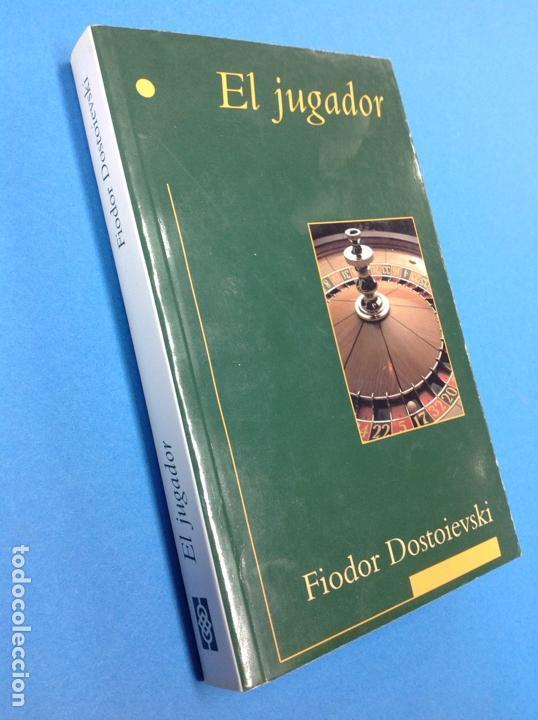 EL JUGADOR - DOSTOIEVSKI / 1997 / PRYCA - EDICIONES B (Libros Nuevos - Literatura - Relatos y Cuentos)