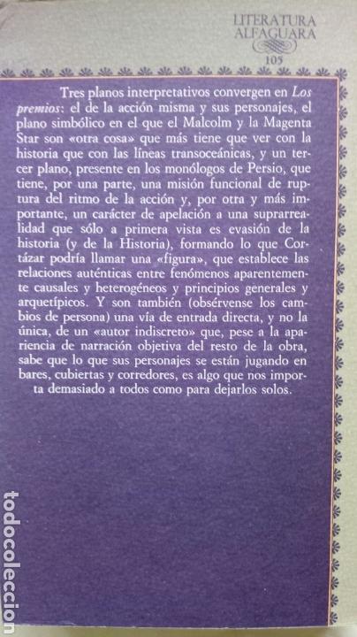 Relatos y Cuentos: Los premios. Julio Cortázar. - Foto 2 - 122615638