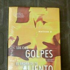 books - Los cien golpes El aroma de tu aliento Mellisa P. CIRCULO DE LECTORES nuevo sellado - 130326850