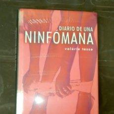 books - Diario de una ninfomana Valerie Tasso CIRCULO DE LECTORES nuevo sellado - 130326991