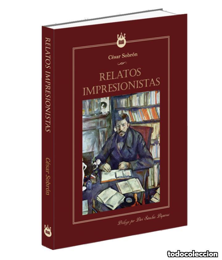RELATOS IMPRESIONISTAS (Libros Nuevos - Literatura - Relatos y Cuentos)