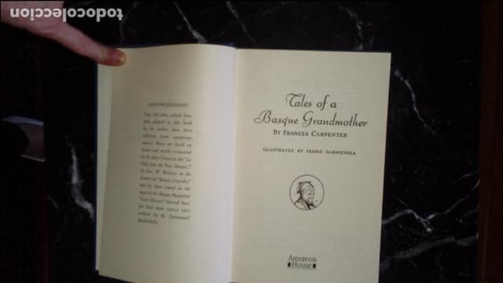 Relatos y Cuentos: Pais Vasco. Cuentos clásicos en inglés. Leyendas. - Foto 3 - 132017734
