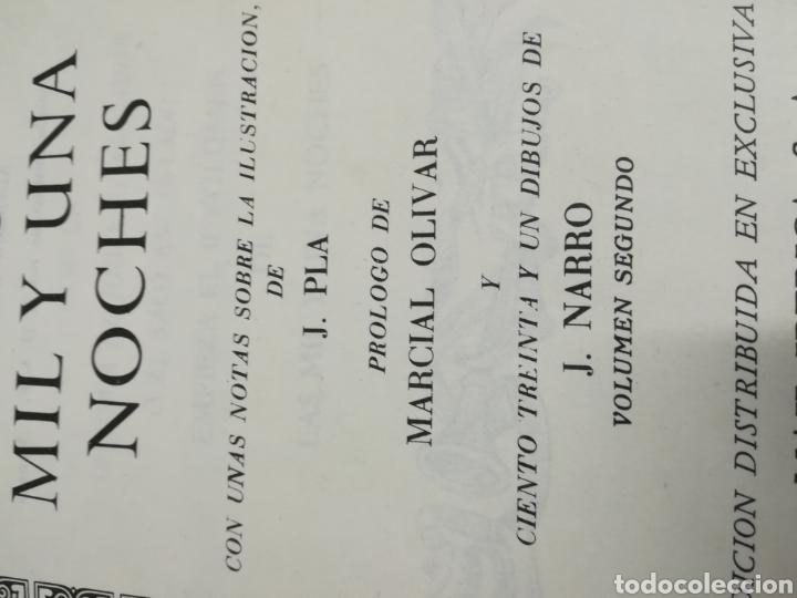 Relatos y Cuentos: Las mil y una noches tomo 1-2 - Foto 3 - 132473334