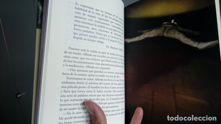 Relatos y Cuentos: Tiempo bífido (Leda Rendón. Con ilustraciones de Álex Falcón) - Foto 6 - 136483030