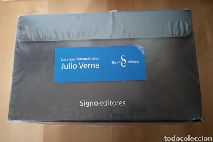 JULIO VERNE. SIGNO EDITORES (Libros Nuevos - Literatura - Relatos y Cuentos)