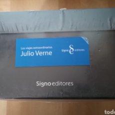 Relatos y Cuentos: JULIO VERNE. SIGNO EDITORES. Lote 138049564