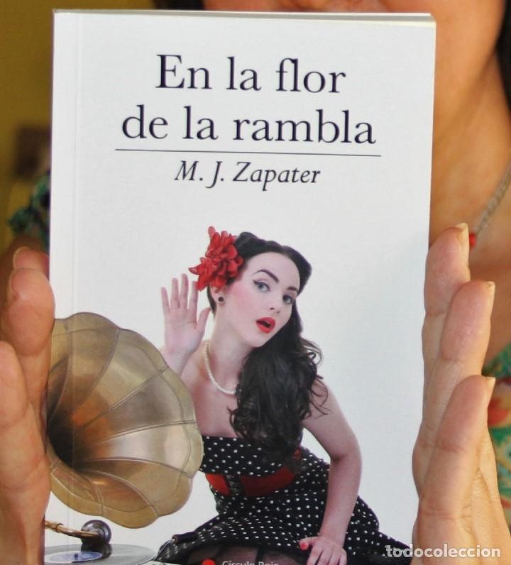EN LA FLOR DE LA RAMBLA, DE M. J. ZAPATER (RELATOS, 2ª ED.) (Libros Nuevos - Literatura - Relatos y Cuentos)