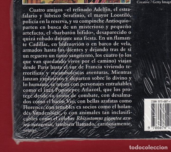 Relatos y Cuentos: BORIS VIAN A TIRO LIMPIO TUSQUETS EDIT 2009 1ª EDICIÓN COLEC ANDANZAS Nº126 FAJA VERDE PLASTIFICADO - Foto 11 - 142807346