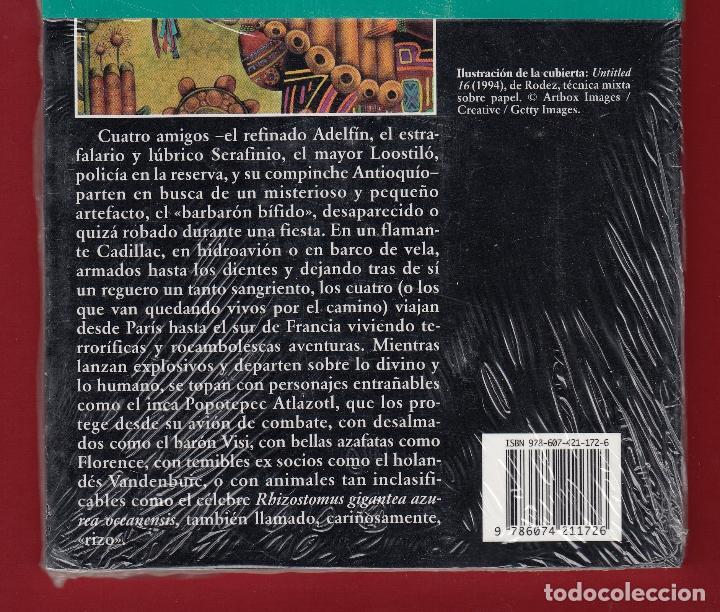 Relatos y Cuentos: BORIS VIAN A TIRO LIMPIO TUSQUETS EDIT 2009 1ª EDICIÓN COLEC ANDANZAS Nº126 FAJA VERDE PLASTIFICADO - Foto 12 - 142807346