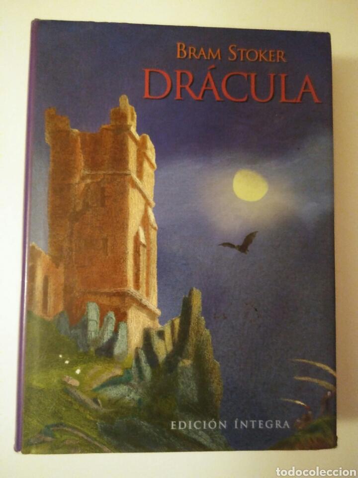 DRÁCULA-EDICIÓN ÍNTEGRA-BRAM STOKER-AÑO2001 (Libros Nuevos - Literatura - Relatos y Cuentos)