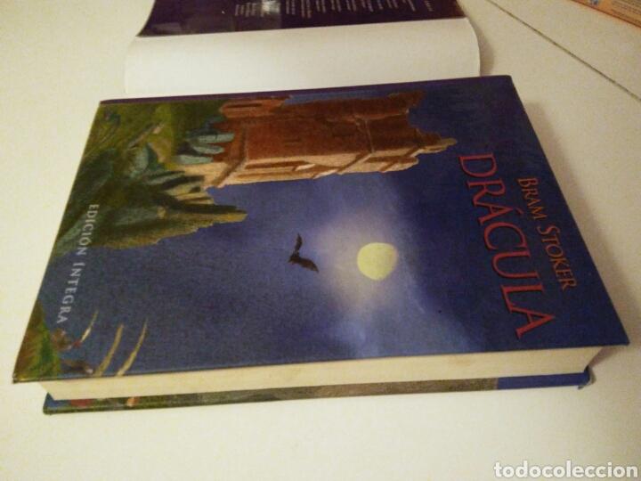 Relatos y Cuentos: Drácula-edición íntegra-BRAM STOKER-año2001 - Foto 4 - 143610912