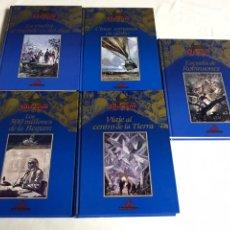 Bücher - COLECCIÓN DE 5 LIBROS DE JULIO VERNE - 143745441