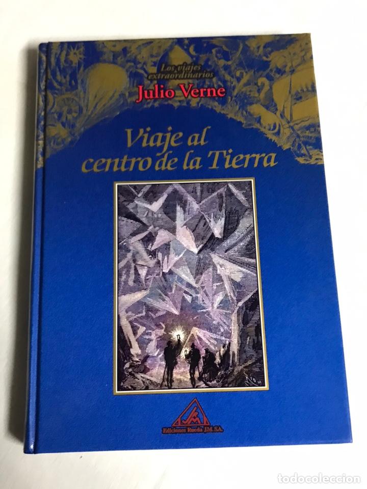 Relatos y Cuentos: COLECCIÓN DE 5 LIBROS DE JULIO VERNE - Foto 5 - 143745441