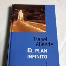 Relatos y Cuentos: LIBRO EL PLAN INFINITO. ISABEL ALLENDE. Lote 143746469