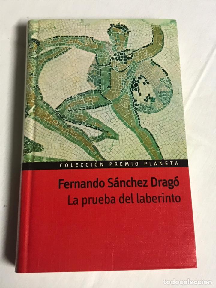 LIBRO LA PRUEBA DEL LABERINTO. FERNANDO SÁNCHEZ DRAGO (Libros Nuevos - Literatura - Relatos y Cuentos)