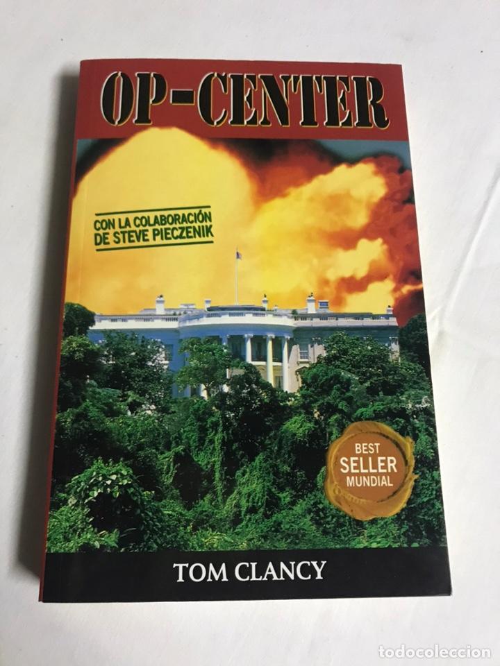 LIBRO OP-CENTER. TOM CLANCY (Libros Nuevos - Literatura - Relatos y Cuentos)