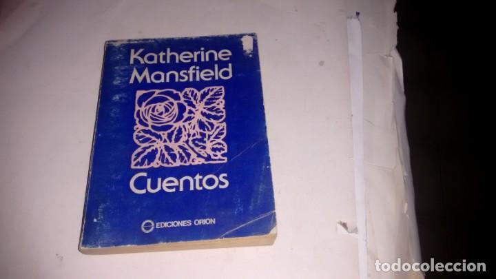 KATHERINE MANSFIELD - CUENTOS - (Libros Nuevos - Literatura - Relatos y Cuentos)