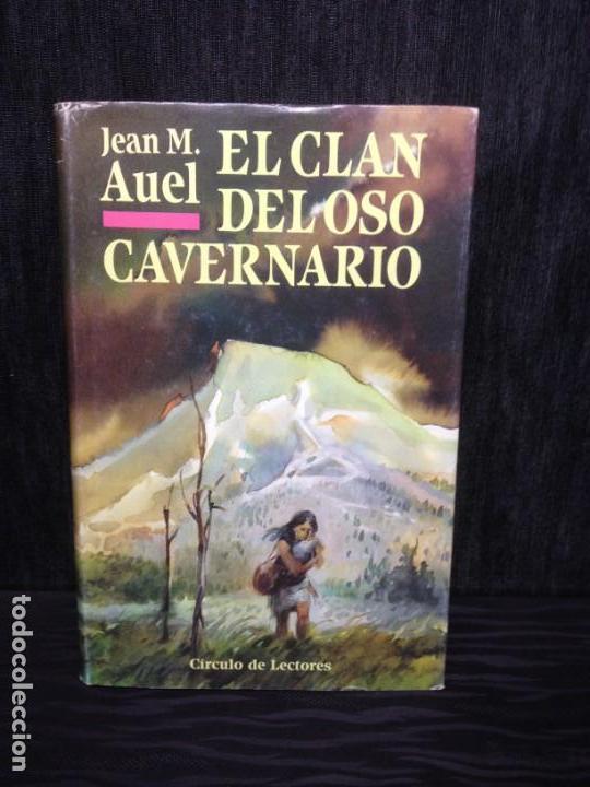 LIBRO EL CLAN DEL OSO CAVERNARIO (Libros Nuevos - Literatura - Relatos y Cuentos)