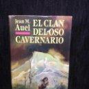 Relatos y Cuentos: LIBRO EL CLAN DEL OSO CAVERNARIO. Lote 145715286