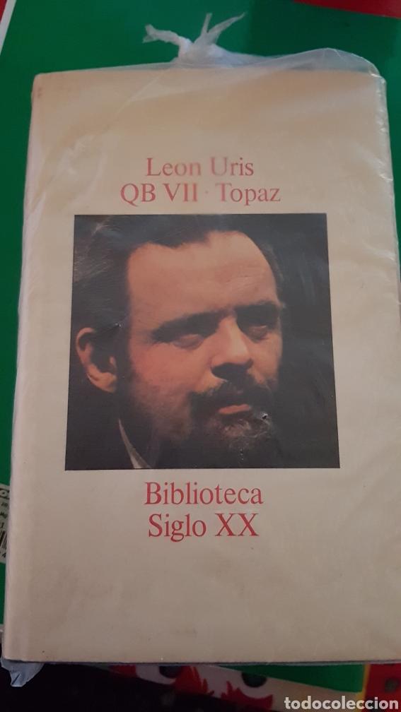 LEON URIS. QB VII TOPAZ (Libros Nuevos - Literatura - Relatos y Cuentos)