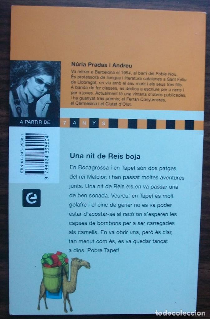 Relatos y Cuentos: UNA NIT DE REIS BOJA. NURIA PRADAS - Foto 2 - 148254934
