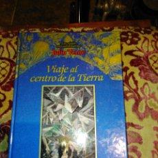 books - Libro viaje al centro de la tierra julio verne ( ediciones rueda) - 148577694