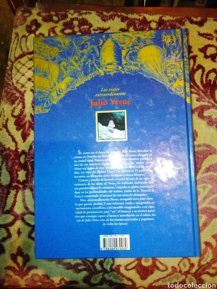 Relatos y Cuentos: Libro viaje al centro de la tierra julio verne ( ediciones rueda) - Foto 3 - 148577694
