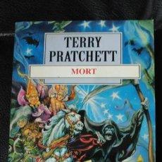 Relatos y Cuentos: MORT TERRRY PRATCHETT. Lote 150133034