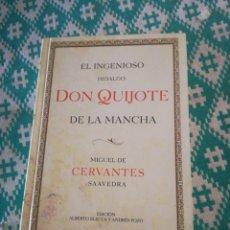 Relatos y Cuentos: DON QUIJOTE DE LA MANCHA. Lote 151702648