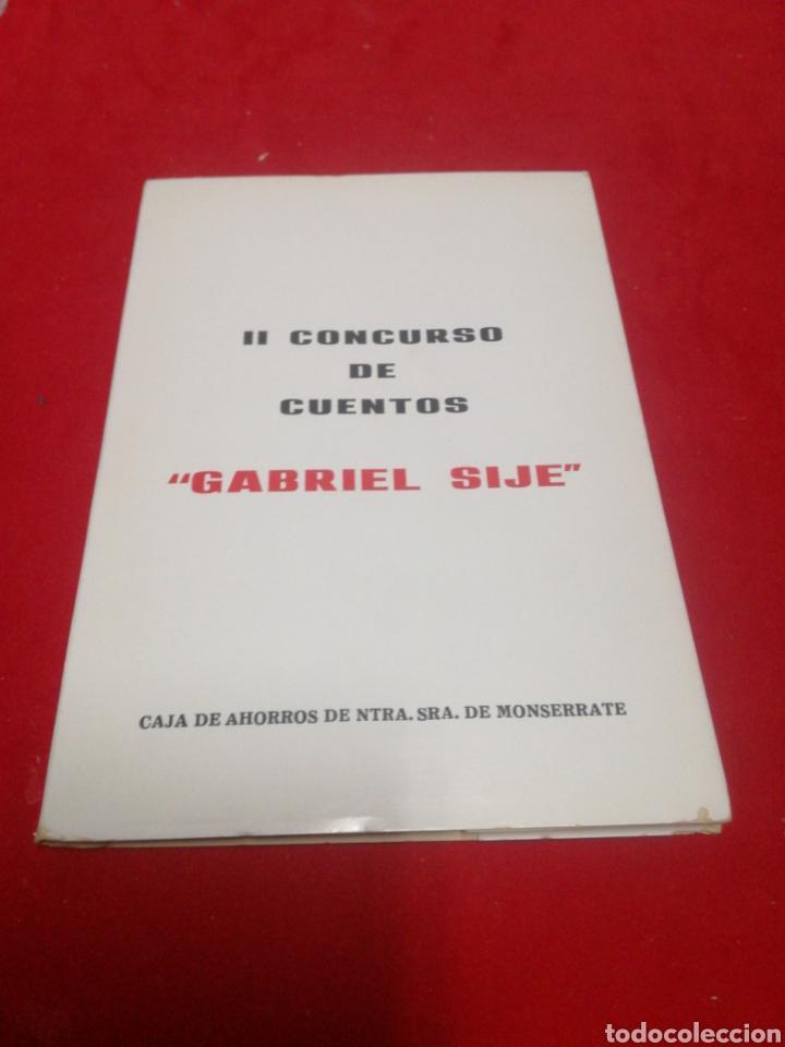 2° CONCURSO DE CUENTOS GABRIEL SIJÉ ORIHUELA (Libros Nuevos - Literatura - Relatos y Cuentos)