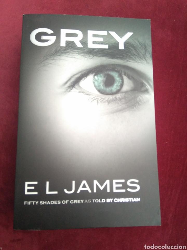 GREY - INGLÉS - E L JAMES (Libros Nuevos - Literatura - Relatos y Cuentos)