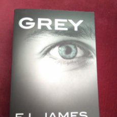 Relatos y Cuentos: GREY - INGLÉS - E L JAMES. Lote 154625925