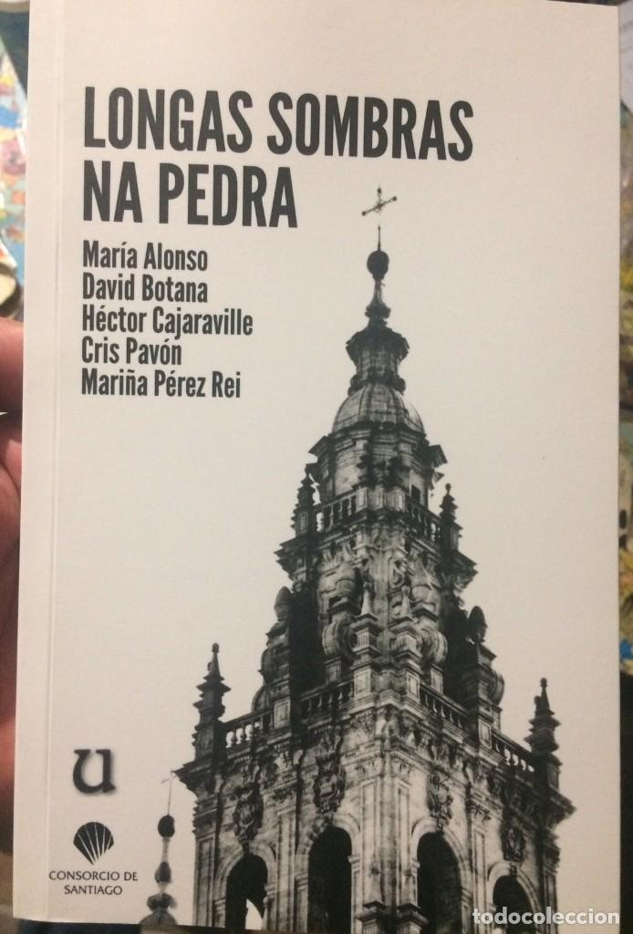 LONGAS SOMBRAS NA PEDRA. URCO EDITORA 2019. IDIOMA: GALLEGO (Libros Nuevos - Literatura - Relatos y Cuentos)