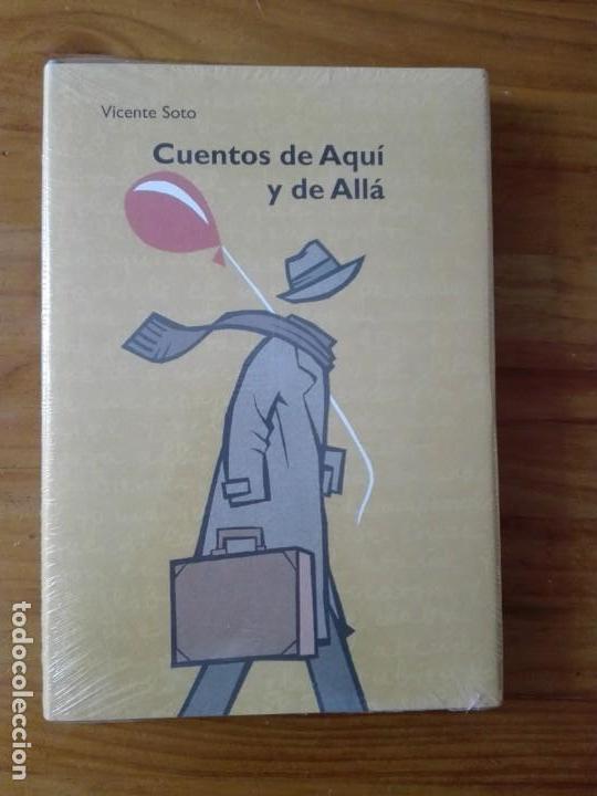 CUENTOS DE AQUÍ Y DE ALLA VICENTE SOTO (Libros Nuevos - Literatura - Relatos y Cuentos)