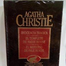 books - LIBRO GRANDES MAESTROS DEL CRIMEN Y MISTERIO PRECINTADO - 160089762