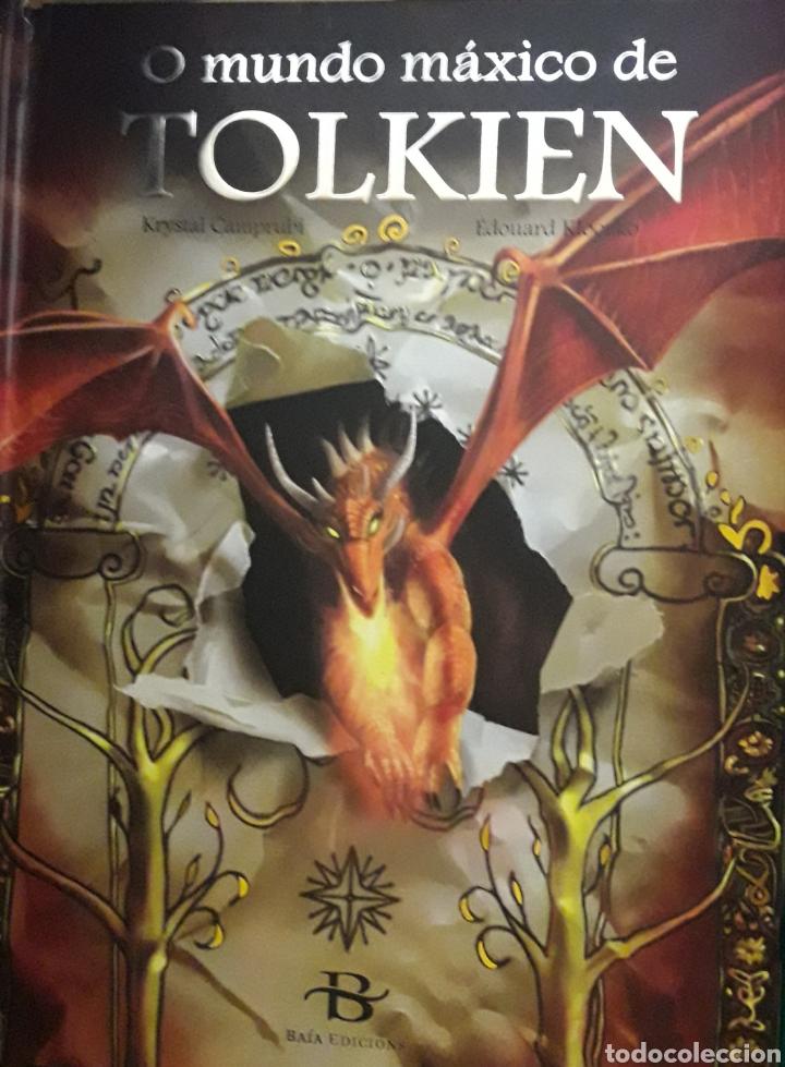 O MUNDO MAXICO DE TOLKIEN (Libros Nuevos - Literatura - Relatos y Cuentos)