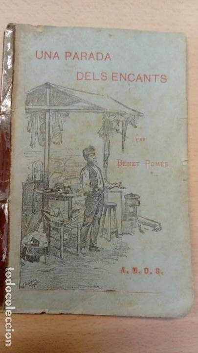 UNA PARADA DELS ENCANTS ENCANTES (Libros Nuevos - Literatura - Relatos y Cuentos)