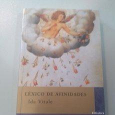 Relatos y Cuentos: LÉXICO DE INFINIDADES DE IDA VITALE. Lote 166014814