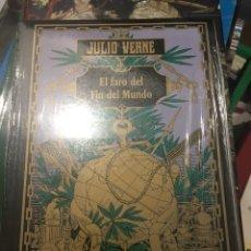 Relatos y Cuentos: EL FARO DEL FIN DEL MUNDO DE JULIO VERNE. Lote 171628648